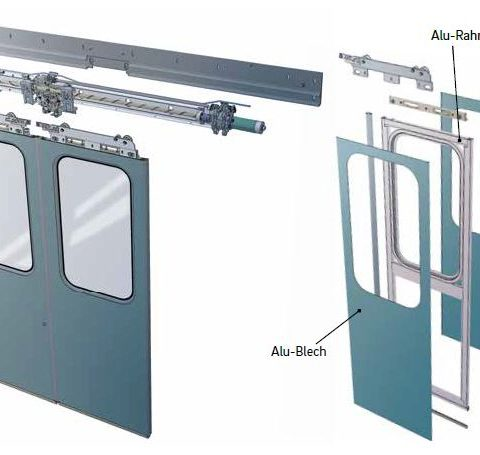 BMS Bode Metro System - Sliding door systems
