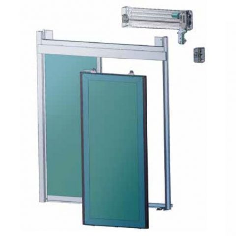 LT800-E | LT1250-E - Electric linear sliding door